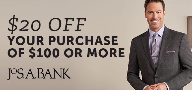 Joseph a banks coupons in store